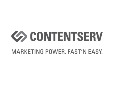 CONTENTSERV Media Asset Management Produktbild